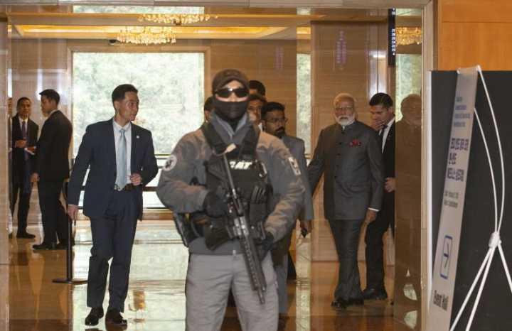 图片来源:韩国总统府青瓦台