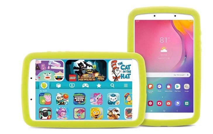 三星专为儿童设计推出一款平板电脑