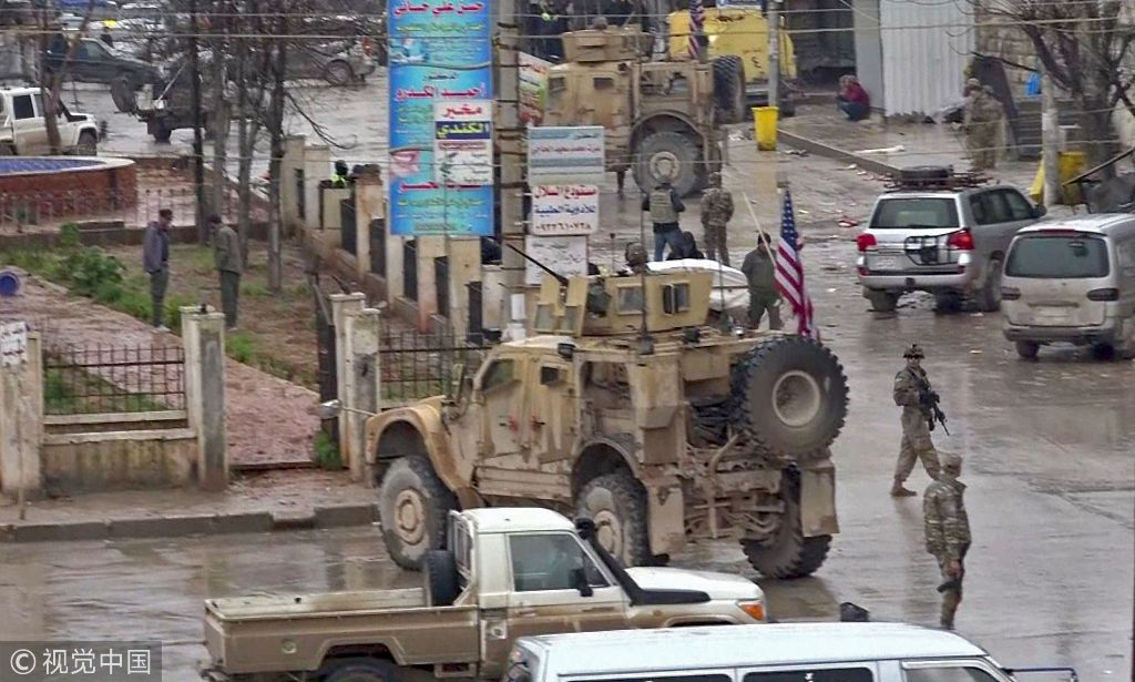 """多名美军遭恐袭炸死后 彭斯仍称""""IS""""已被击败"""