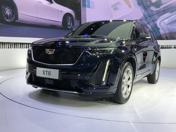 进口凯迪拉克suv_凯迪拉克大SUV、轿车 多款新车上市 全面对标奔驰、宝马、奥迪