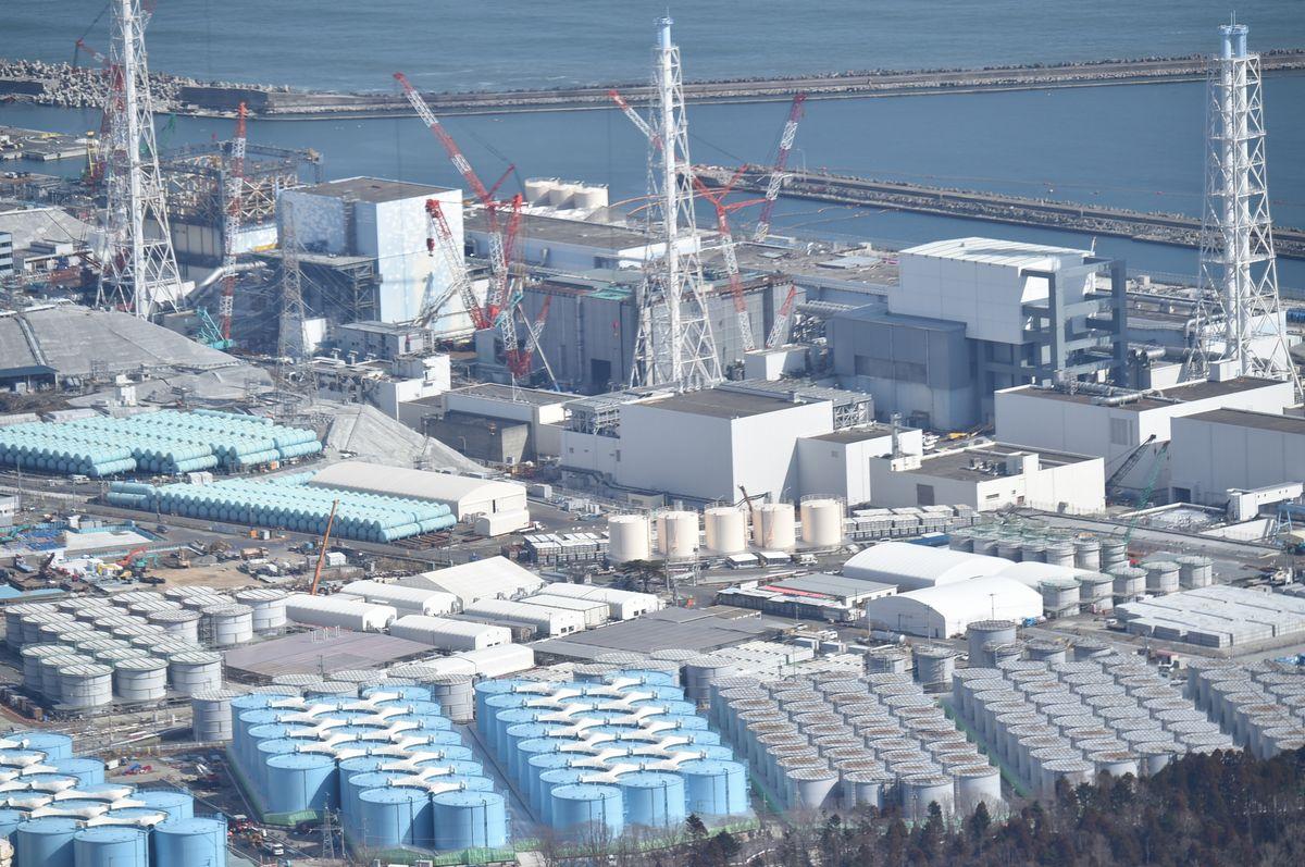 福岛核电站(朝日新闻)
