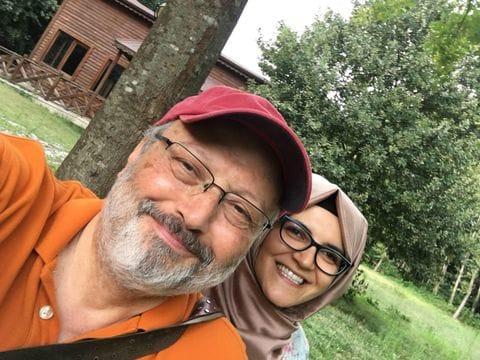 哈苏吉和未婚妻