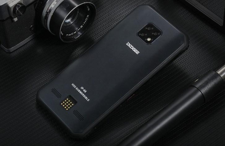Doogee推出全新的三防手机,支持10W无线充电和24W有线充电