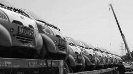 杭州共享汽车坟场搬往桐庐 微公交或在那发展业务