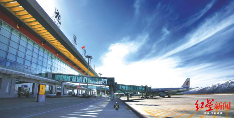 九黃機場本周四恢復運行!川航執飛成都往返九寨航班率先復航