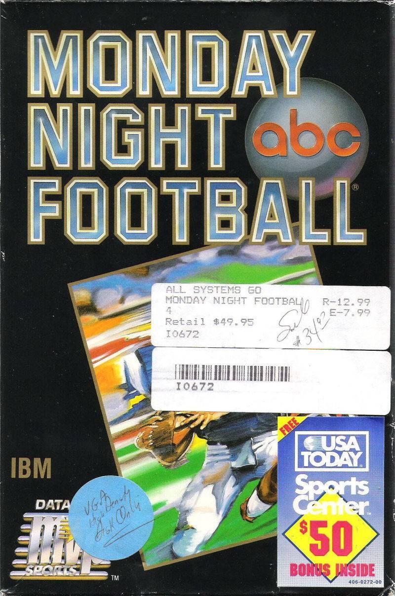 ABC的《周一夜赛》栏现在是体育节现在运营的典范