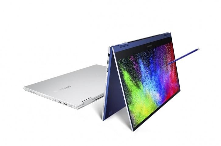 三星推出两款新型笔记本产品,搭载英特尔第10代C...