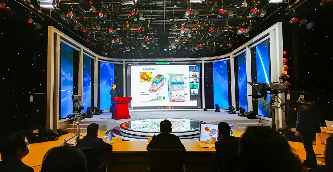 上海金山舉辦半導體行業資源對接會 ,科學利用土地資源促發展