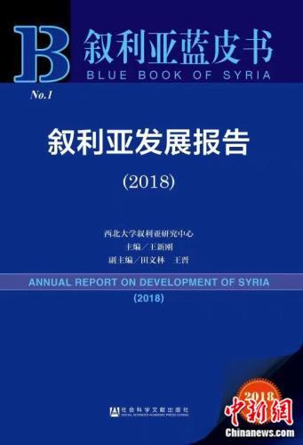 《叙利亚蓝皮书:叙利亚发展通知(2018)》