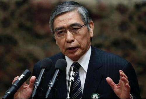 日本央行黑田东彦排除近期结束负利率政策的可能性+诺德外汇