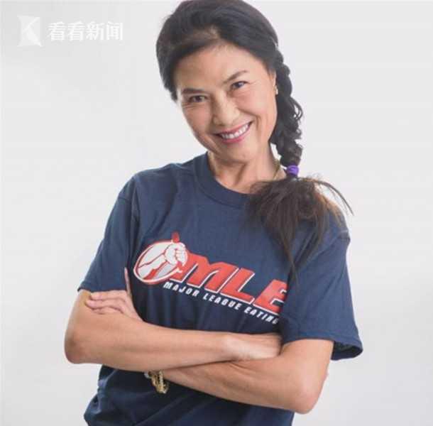 华裔职业女大胃王李蕙在美国骤逝 终年54岁 家人:与比赛无关!