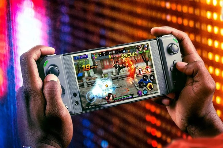 雷蛇推出Junglecat手机游戏手柄 有点像Switch