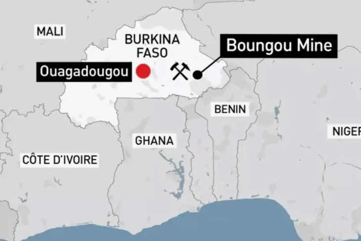 西非布基纳法索5辆巴士遭袭 致至少37死60伤