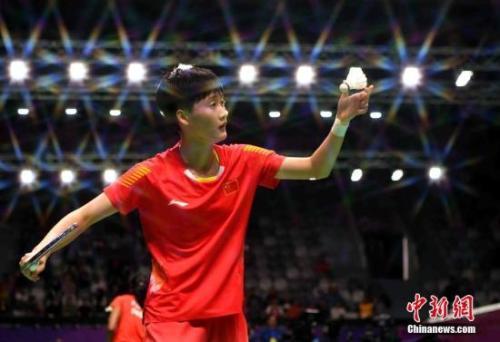2019全英羽毛球公开赛落幕 中国队收获三项冠军