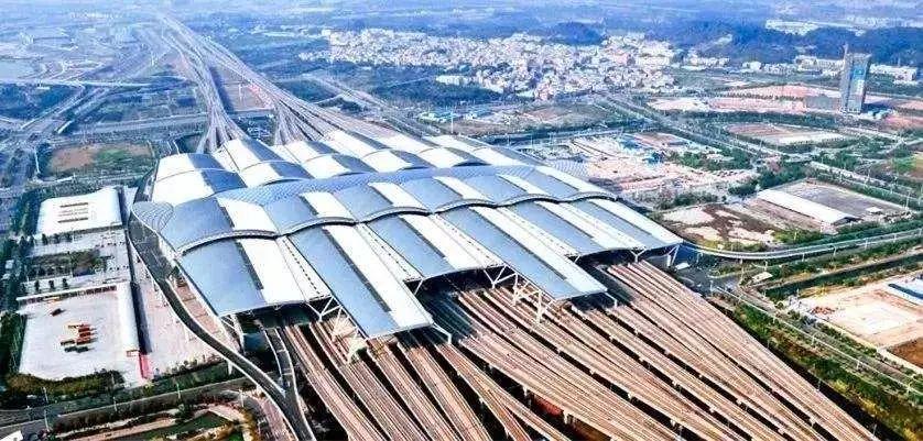 广州北站规划图