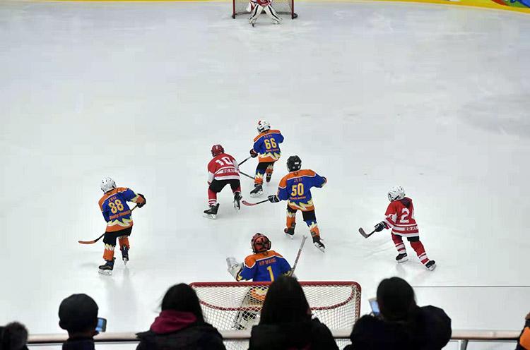冰雪小將相約逐夢 市中小學生冬運會開幕