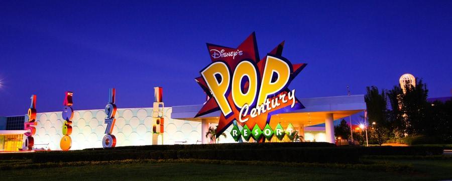奥兰多迪士尼流行世纪度假村 图据迪士尼官网
