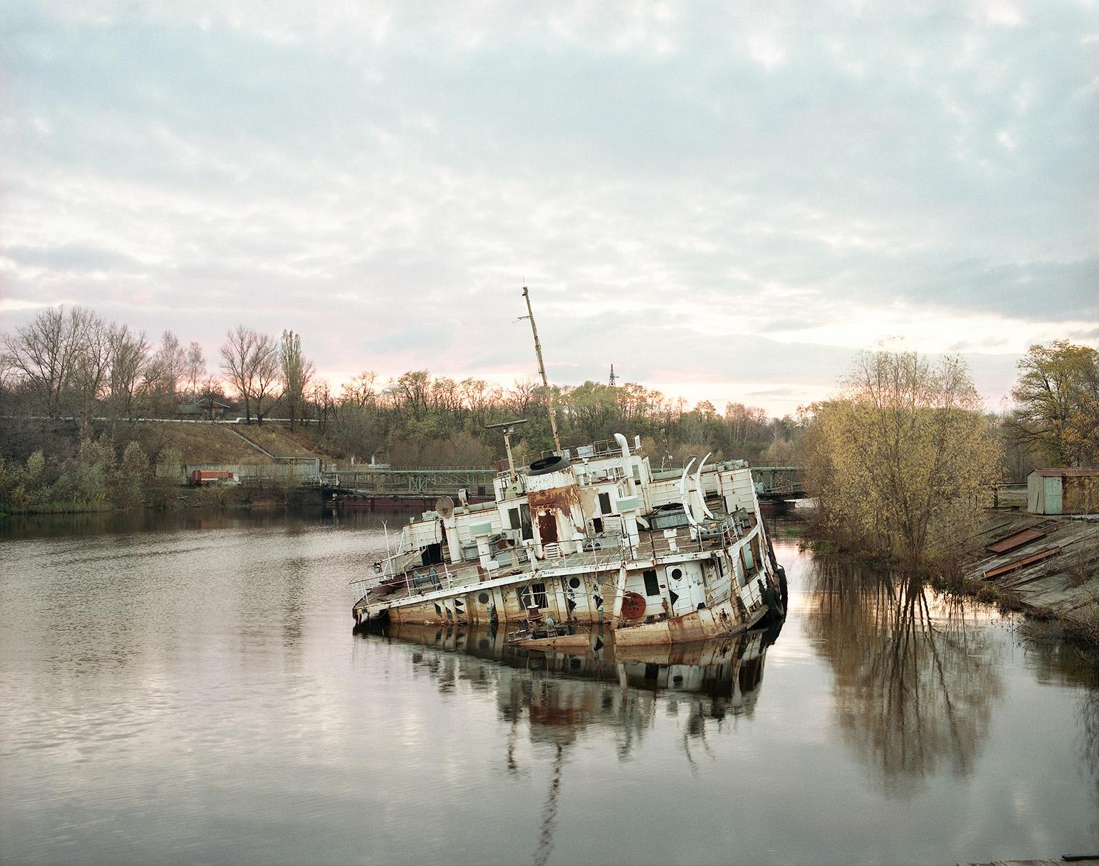 切尔诺贝利禁区内的世界:人类撤退 自然再现