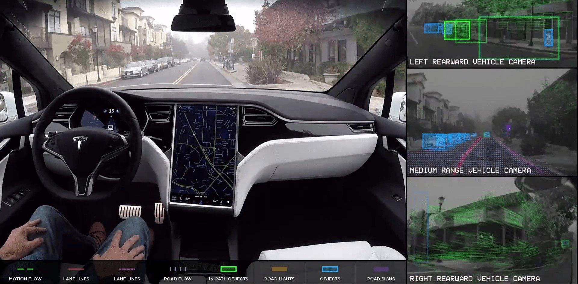 特斯拉拟5月1日大幅上调全自动驾驶配置的价格