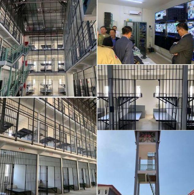 社会丨是服刑还是享受?柬埔寨第一座豪华监狱建成
