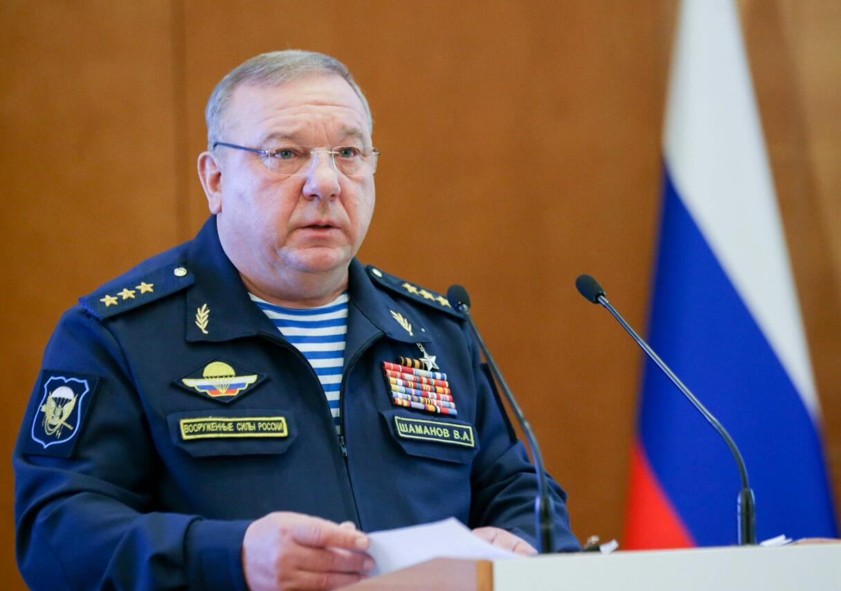 俄罗斯国家杜马国防委员会主席弗拉基米尔・沙马诺夫 图源:俄罗斯国家杜马推特
