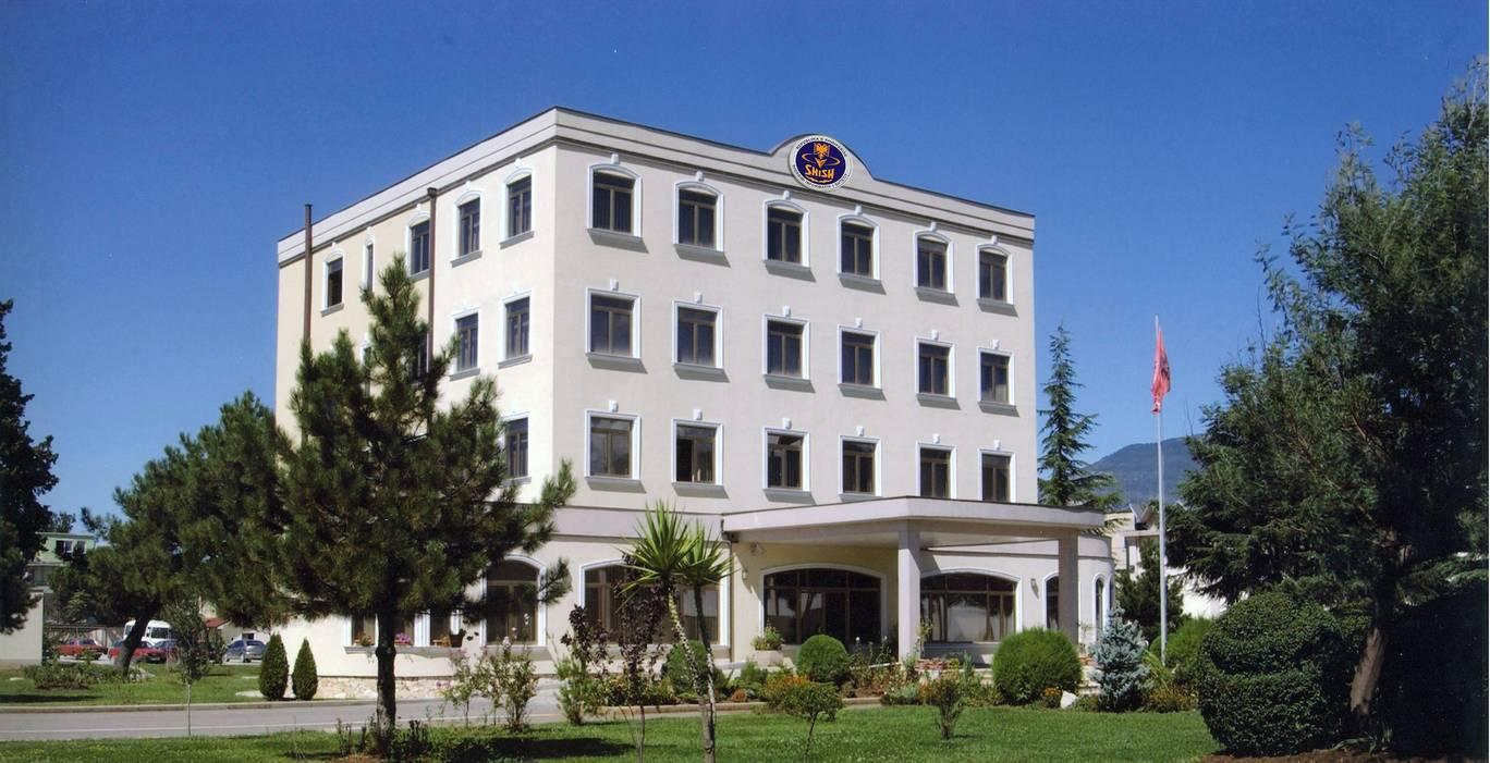 阿尔巴尼亚国家情报局总部