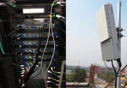 中国联通雄安开通业界最大规模4G/5G无线虚拟化试验网