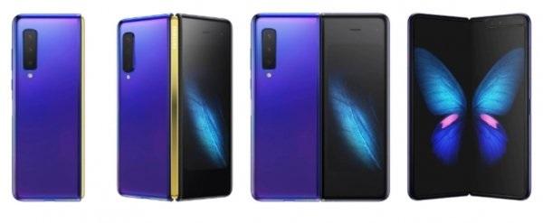 三星Galaxy Fold 2將擁有紫色 搭載6.7英寸屏幕+256GB存儲空間