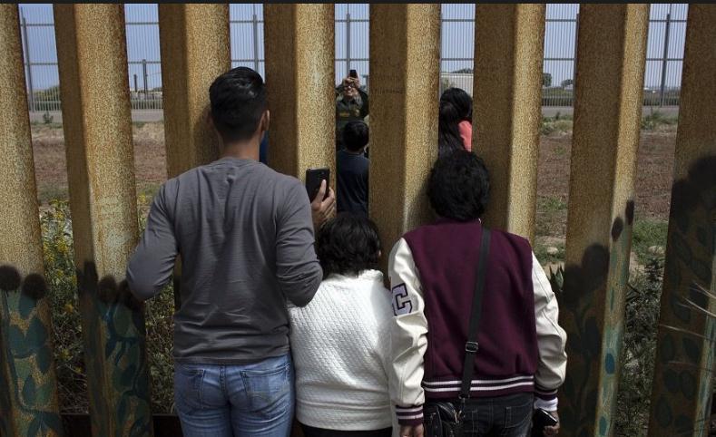 资料图:美墨边境
