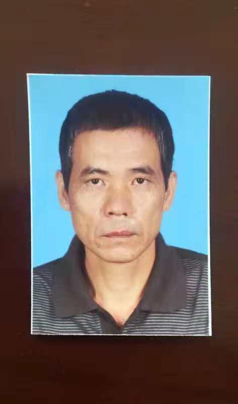 广东英德12.4枪杀案疑心人杨日初近照。来源/英德市公安局