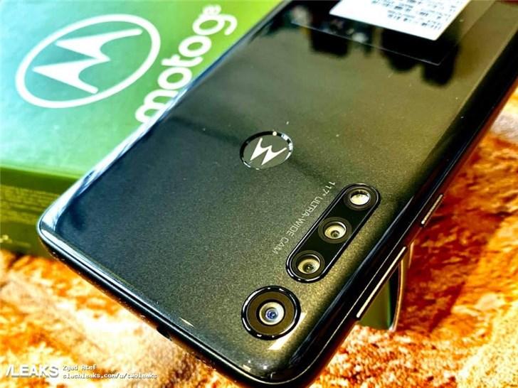 摩托罗拉Moto G8 Play上手图曝光 搭载后置竖向三摄+4GB内存