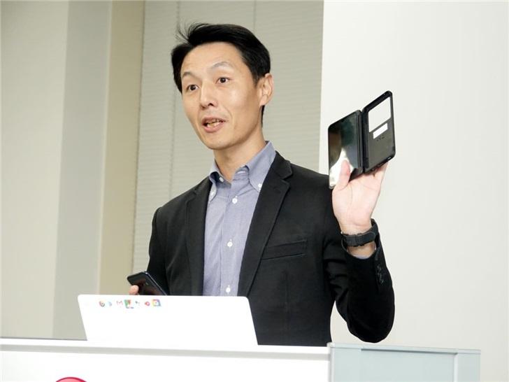 LG高管肯定G8X ThinQ在日本市场拥有巨大...