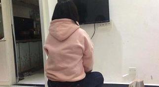 女孩幼茉。新京报吾们视频截图