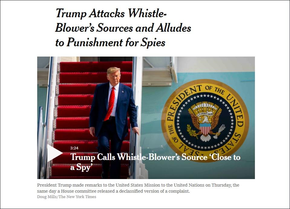 """美媒:担心被特朗普""""坑"""" 普京身边一美间谍撤离"""
