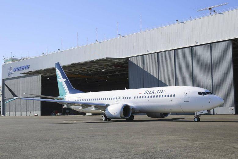 波音737MAX 图新加坡《海峡时报》
