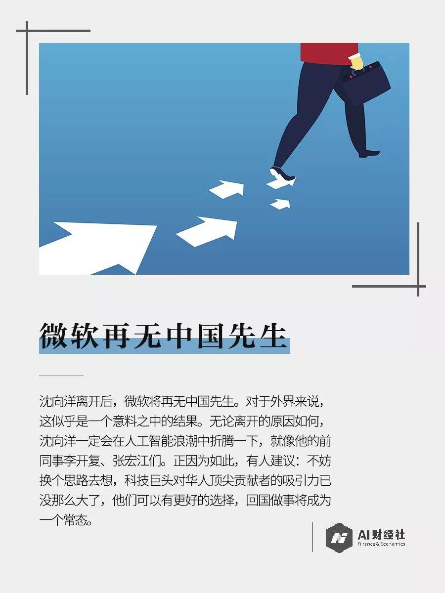 微软再无中国先生