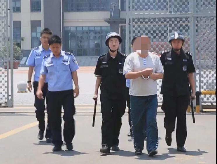 图片来源:浙江刑侦微信公多号