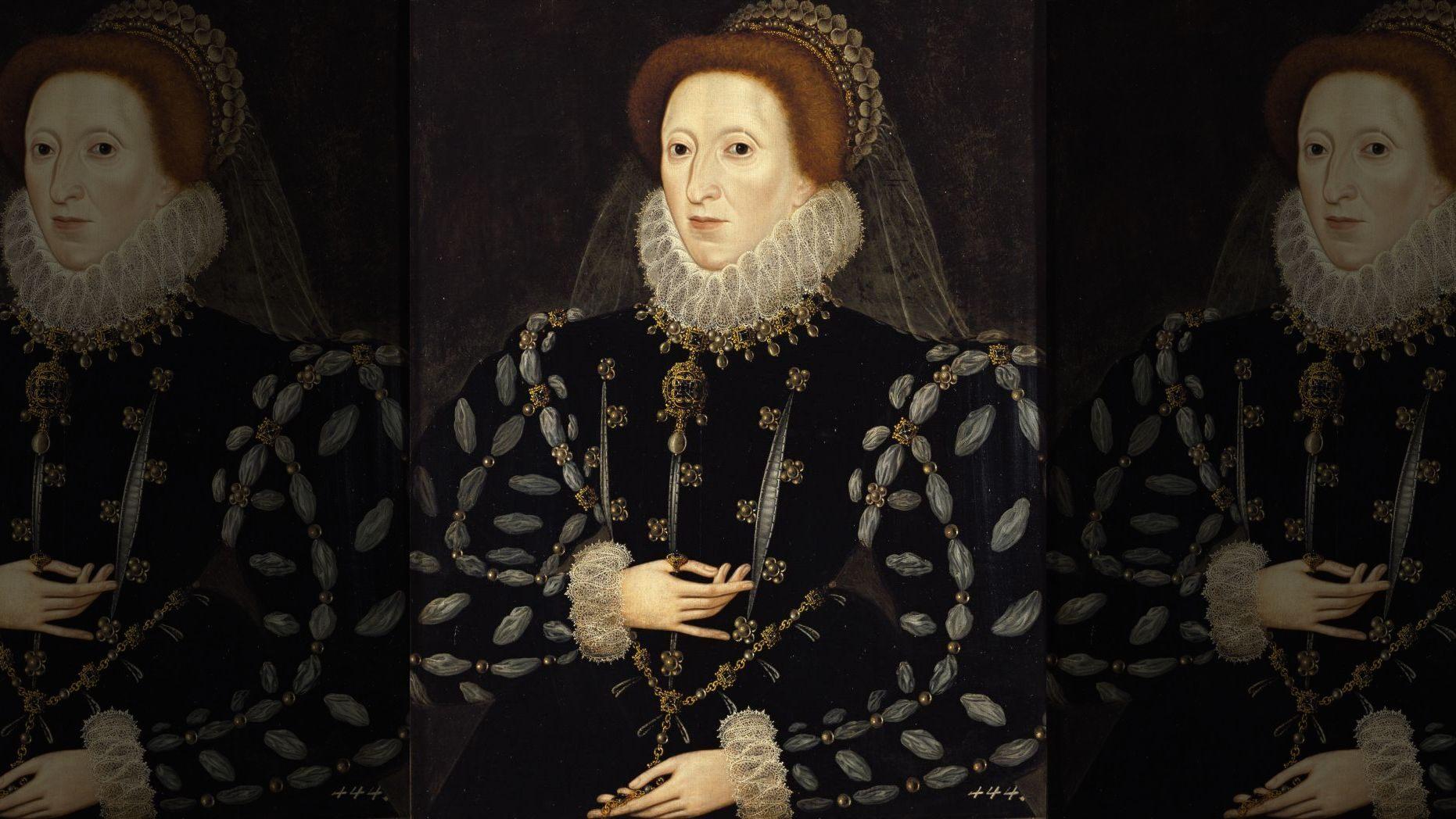 百年来首次 英国研究员发现伊丽莎白一世亲笔手