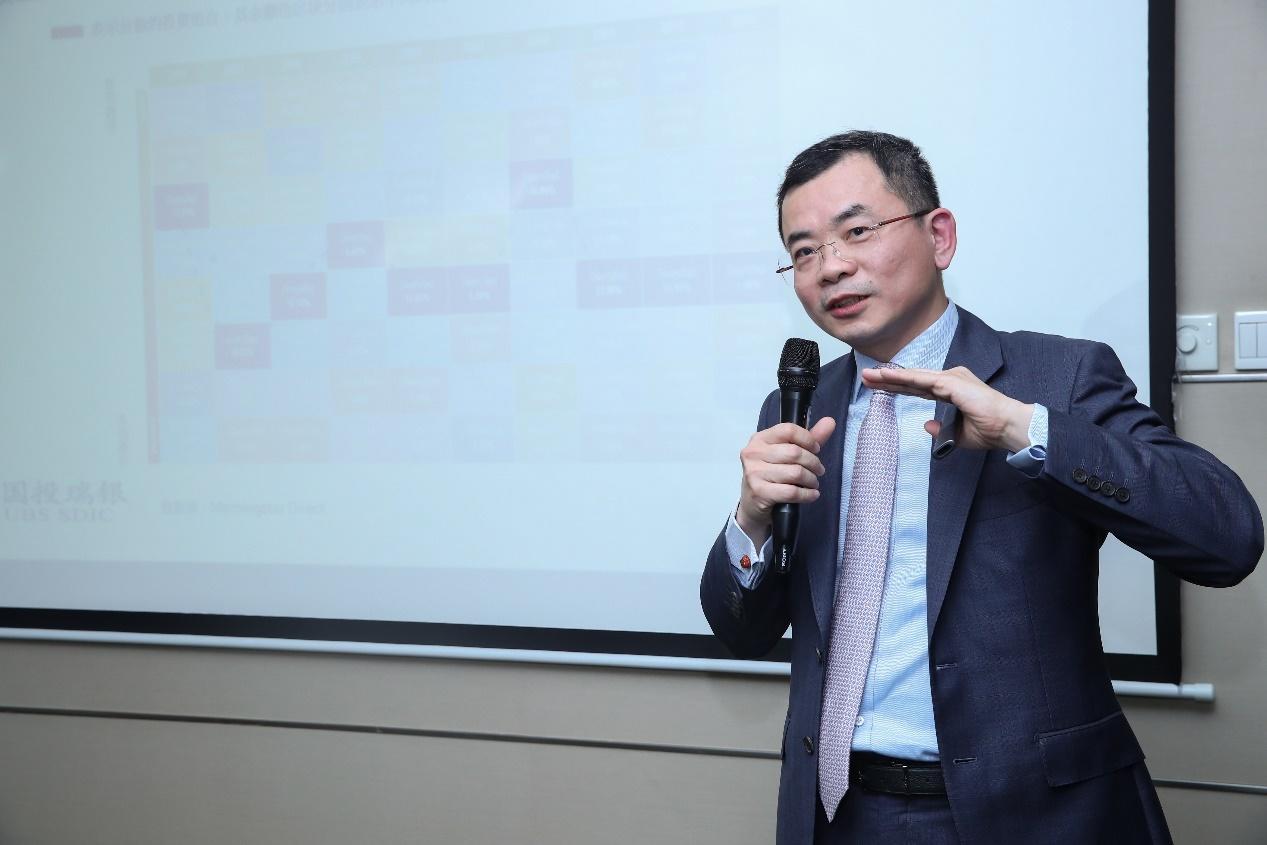 国投瑞银基金总经理王彦杰:把握长期投资的致胜关键