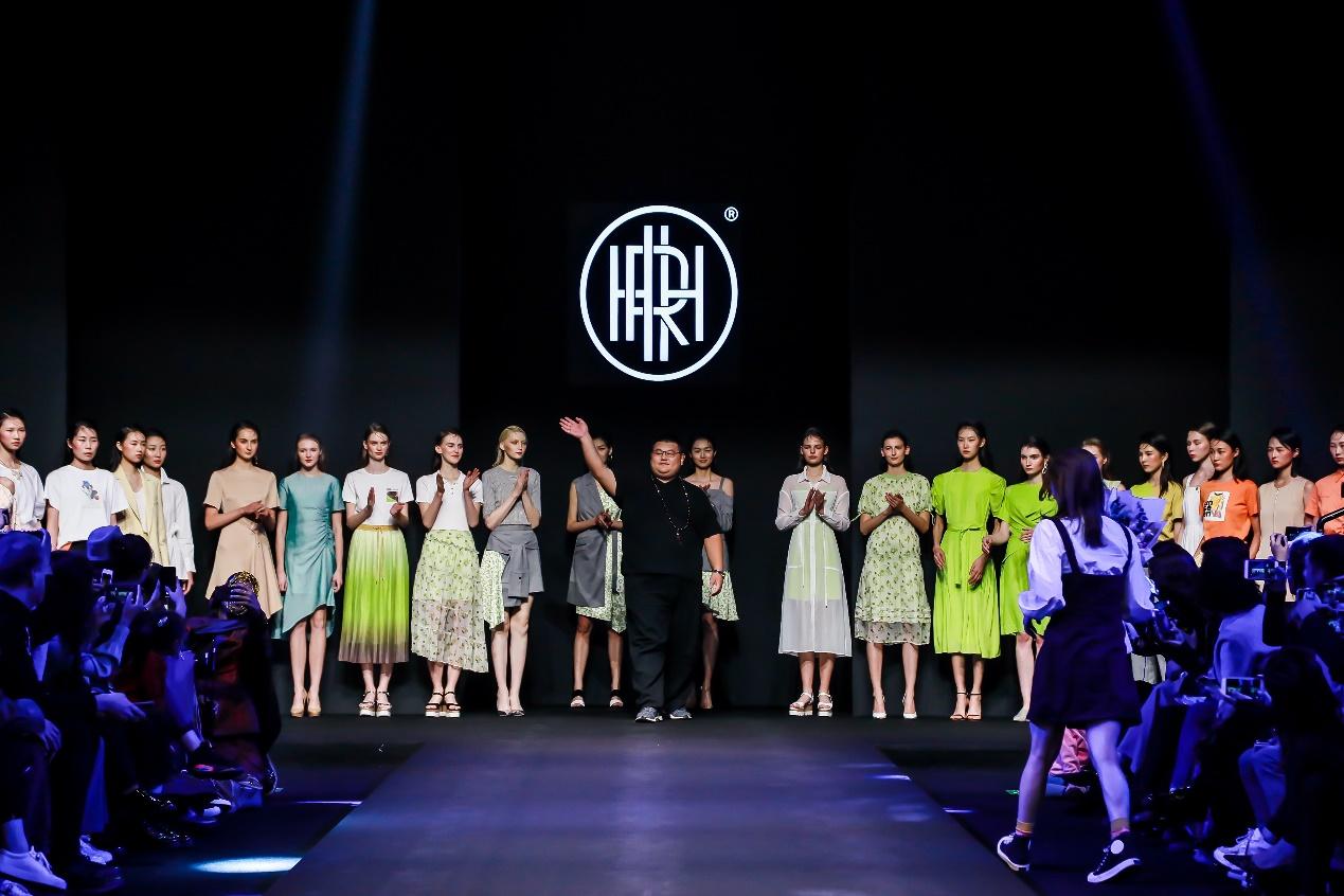HRH,以时尚潮流的风向,跑向未来