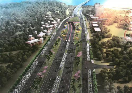 珠海隧道工程进入立项阶段,现珠海大桥将改为辅道