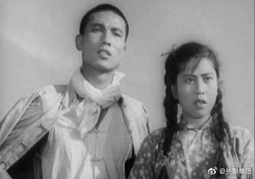 白德彰在电影《夏天的故事》中的银幕形象。