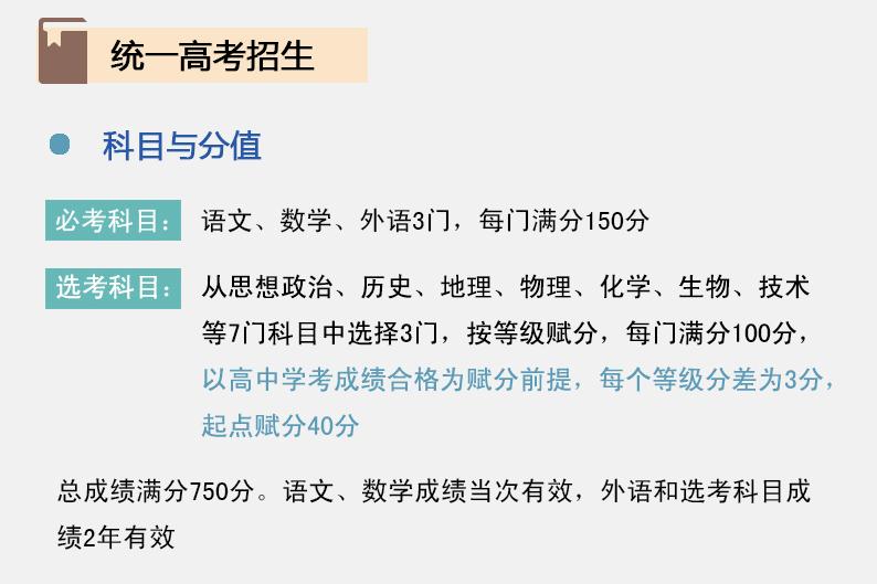 图为浙江哺育考试院公布的高考改革试点方案