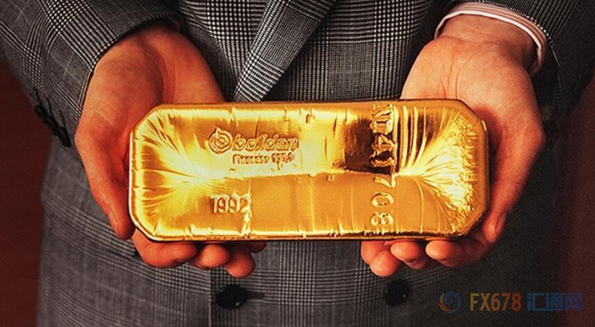 """黄金交易提醒:欧银转鹰暗助黄金,G7""""鸿门宴""""临近欧洲央行"""