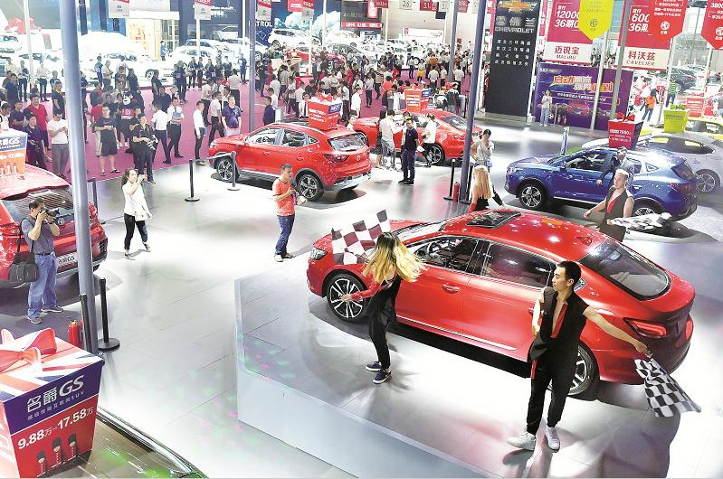 武汉华中国际车展_华中国际车展在武汉开幕 进口车已提前降价 进口车 国际车展 ...