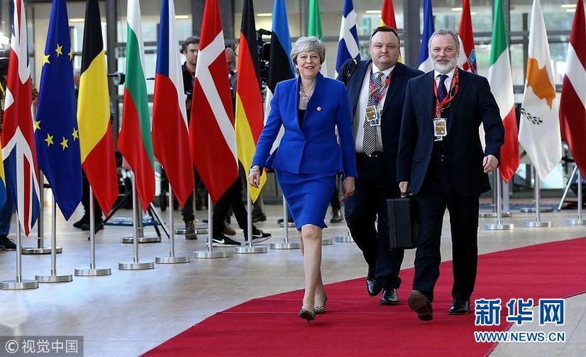 """欧盟各成员国达成一致 允许英国延期""""脱欧""""至10月底,兴业投资官网"""