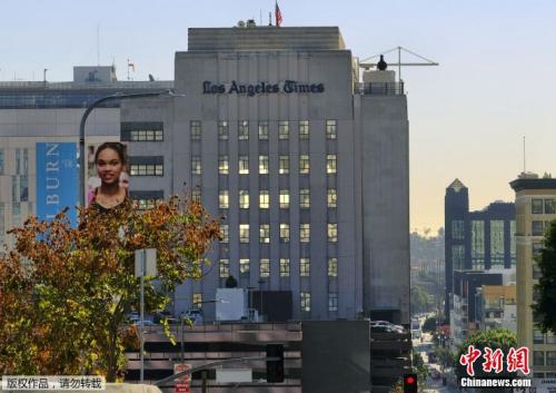 美華裔富翁黃馨祥完成收購 洛杉磯時報正式易主
