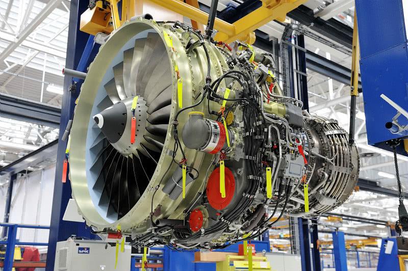 CFM56-7B型发动机,波音737 MAX的核心(图源:ELFC)
