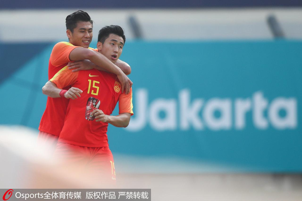 U23国足6比0大胜东帝汶,中国代表团斩获亚运