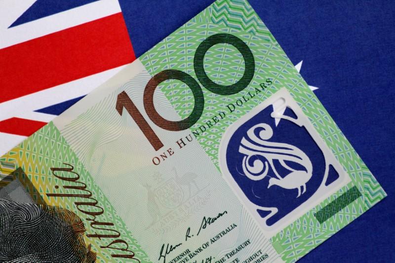 美元指數期貨跌至94水平下方 澳洲樂觀GDP數據提振澳元沖高美元指數期貨